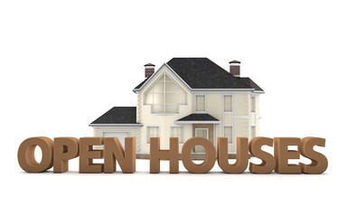Open House - Real Estate