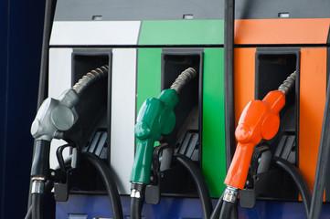 Fuel pump nozzles