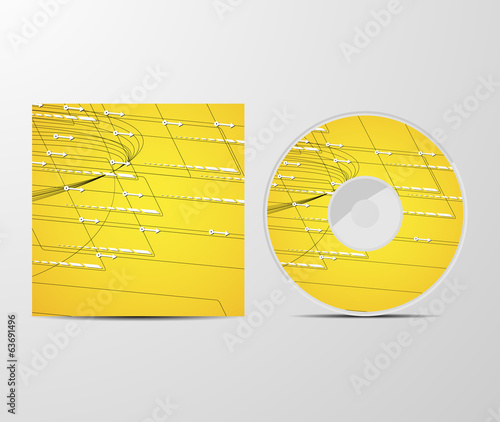 cd cover design