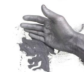 Gunpowder and hand