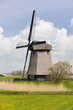 windmill near Alkmaar, Netherlands