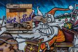 Graffitis de noël - 63692829