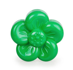 green plastic molding sand