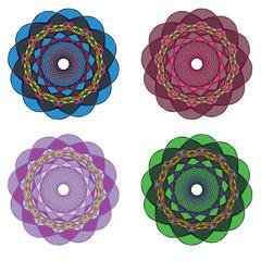 Circular Ornaments