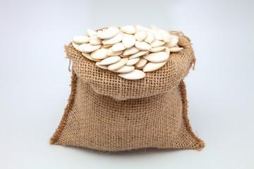 saco  de semillas