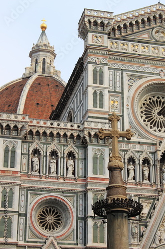 Scenic view of Florence cathedral, Italy