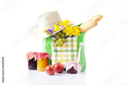 Poster Picknick picnic