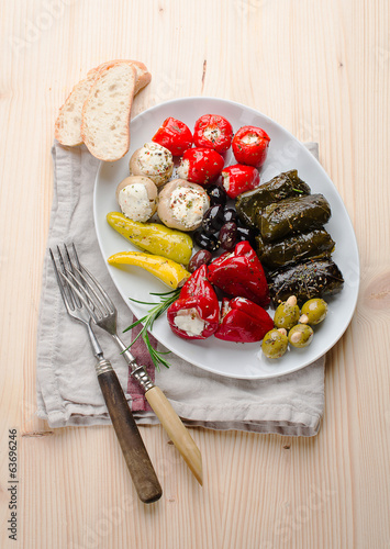 Mixed Antipasto