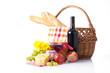 picnic basket - 63697290