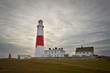 Portland Bill lighthouse, Dorset, Uk.