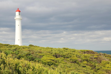 Split Point Lighthouse on the Great Ocean Road