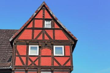 Fachwerk in Helmstedt
