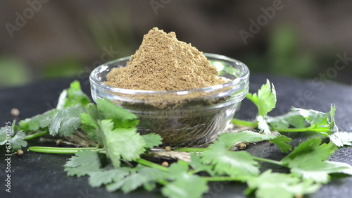 Portion of Coriander (not loopable)