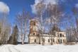Заброшенная церковь Ильи Пророка. Деревня Ильинский погост