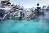 Kusatsu hot spring