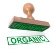 3d Organic stamp