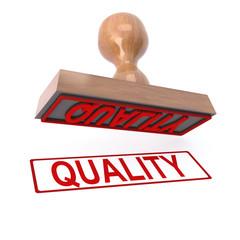 3d Quality stamp