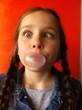 Schielen mit Bubblegum