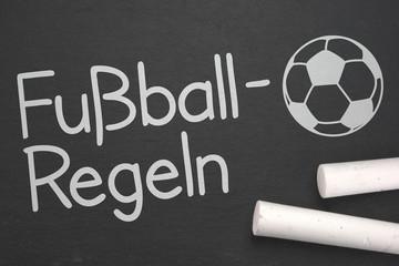 Fußballregeln