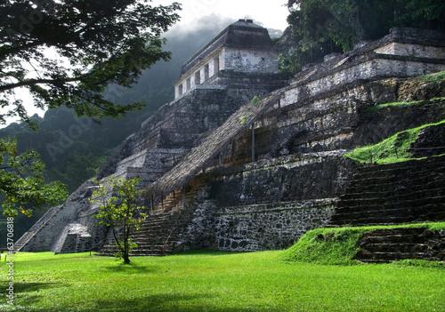 canvas print picture Palenque