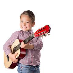 Guitar Boy, freigestellt