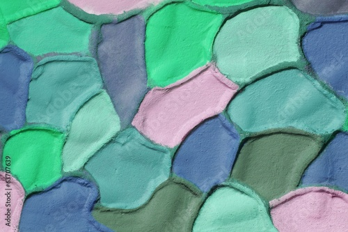 Decorative color corrugated plaster Background, XXXL