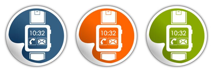 Icône smartwatch