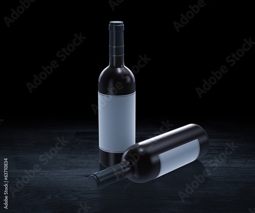 wine botles