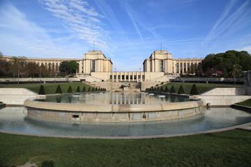 Parigi - Fontana del Trocadero