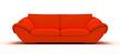 Leather Sofa - 63713428