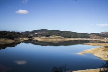 Lago passante - Sila - Calabria