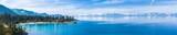 Fototapety Lake Tahoe panorama