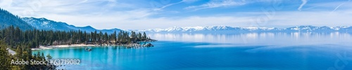 Lake Tahoe panorama - 63719082