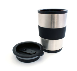 Thermos mug and lid