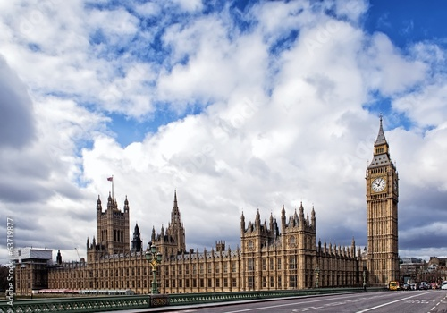 Houses of the British Parliament