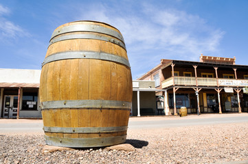 Main street of Tombstone, Arizona