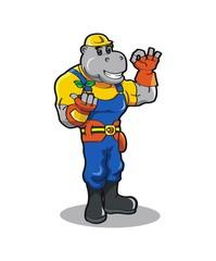 Hippo Builder 1