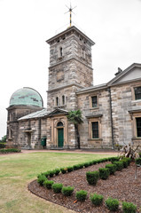 Historic building of the Sydney Observatory, Australia