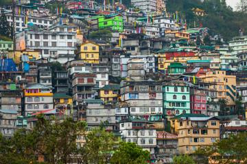 Gangtok in Sikkim , India