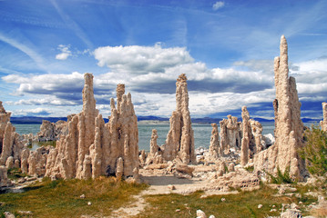 Tufa Towers, Mono Lake, California