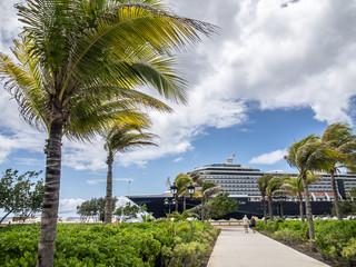 Views around Curacao capital city
