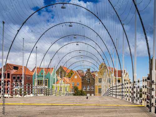 Views around Curacao capital city
