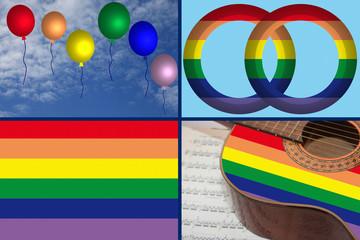 Gay Pride  -  Fête  -  Musique