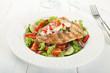 delizioso pollo con verdure