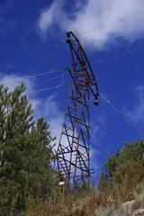 vieux pylone