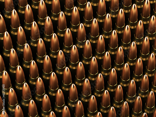 it is a lot of bullets