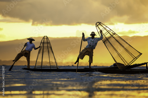 Fishermen - 63732807