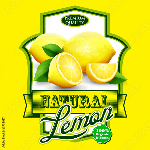 lemon natural