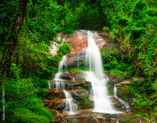 Doi Suphet national park waterfall, Chang Mai,Thailand