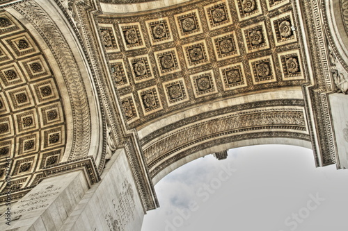 Arc de triomphe,Paris